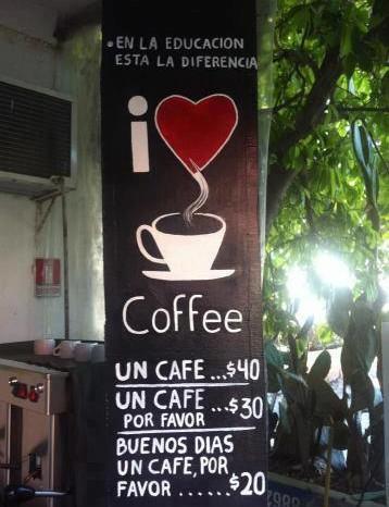 Café Delirio de Amor