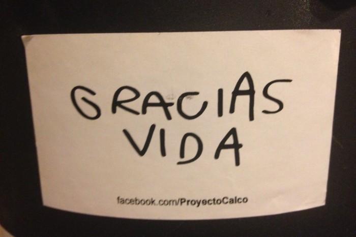 Agradecer y amar